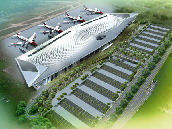 Kannur Airport Getting Ready For Flying