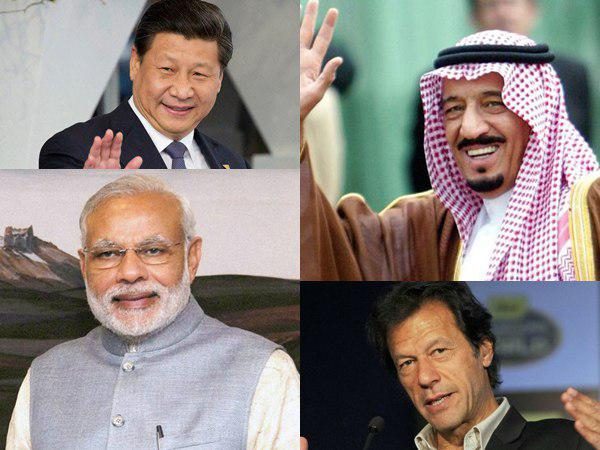 Pakistan Invites Saudi Arabia To Join Chinas Belt And Road Corridor