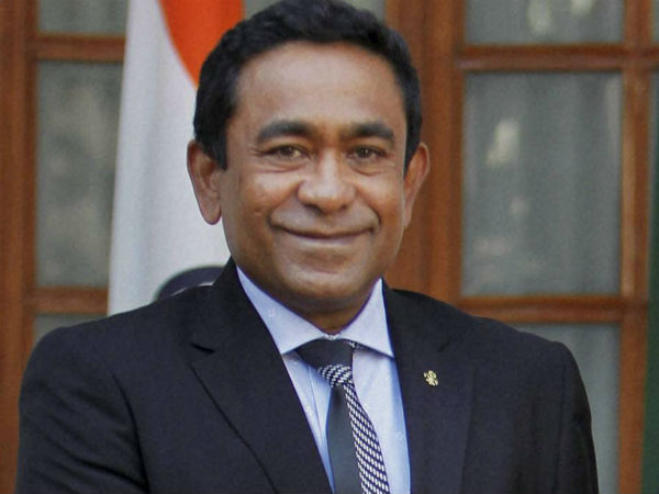 4 Maldives Poll Officials Flee Sri Lanka Citing Threats Defeated Abdulla Yameen Challenges Result