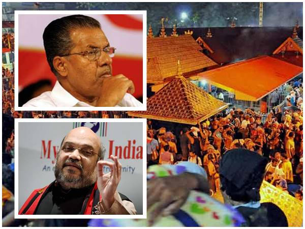 Sabarimala Woman Entry Will It Be A Waterloo For Pinarayi Vijayan