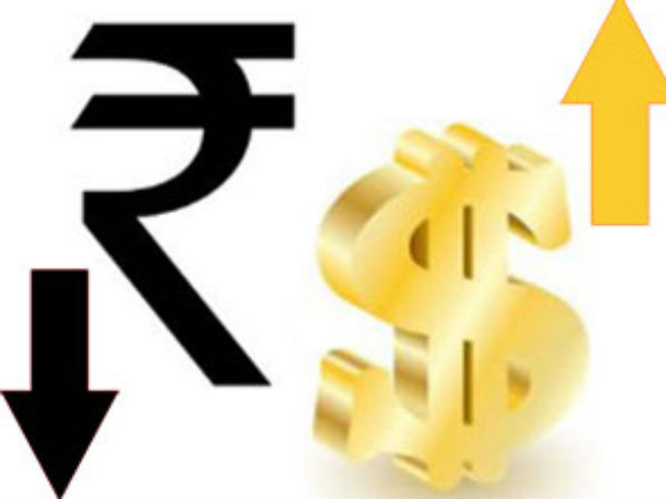 Rupee Vs Dollar