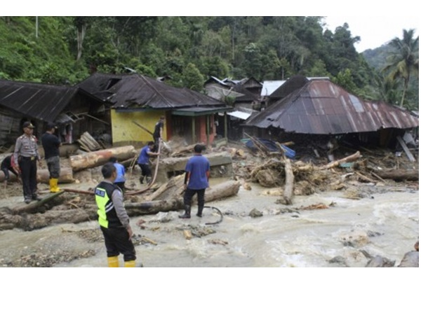 Indonesia Flash Flood 27 Killed