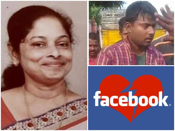 Daughters Facebook Love Affair Took The Mothers Life