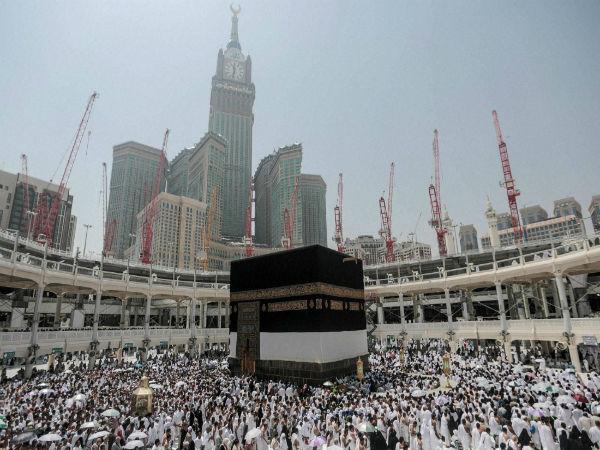 Change Rules Saudi Bans Arab Citizens Israel From Mecca Pilgrimage