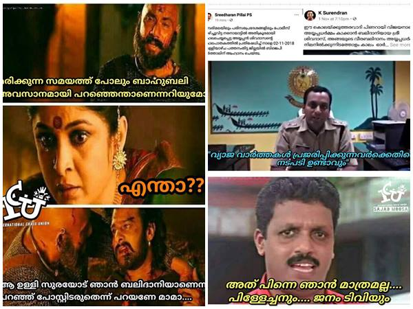 Social Media Attack Sangh For Spreading Fake News On Ayyappa Devotee S Death