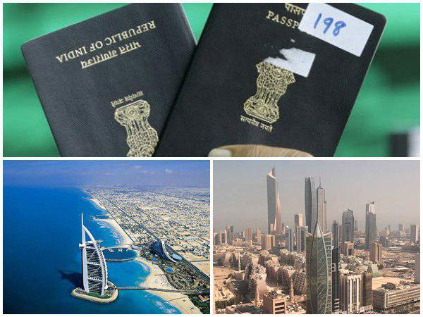 Indians On Employment Visa Must Register Online Before Leaving For Gulf