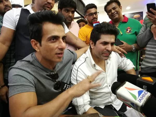 Bollywood Actor Sonu Sood On Acting In Malayalam Movies