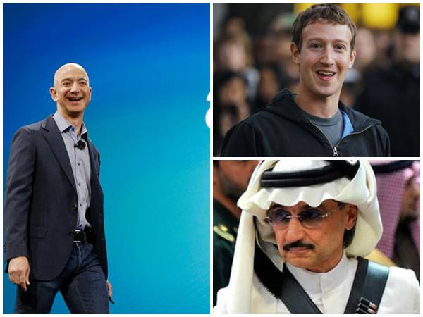Year End Worlds Richest People Lost 511 Billion In 2018