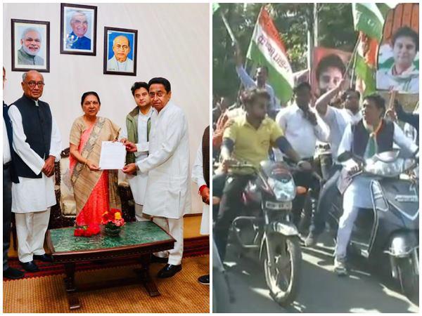 ബിജെപി പിന്മാറിയതോടെ രാഷ്ട്രീയ നാടകങ്ങളില്ല, മധ്യപ്രദേശിൽ കോൺഗ്രസ് തന്നെ സർക്കാർ രൂപീകരിക്കും