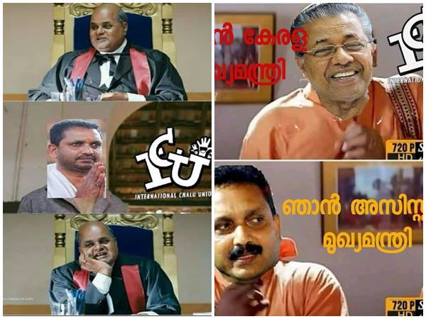 Social Media Trolls Mocking K Surendran On Sabarimala Entry High Court Verdict And Kollam Bypass