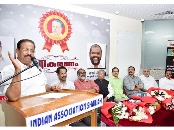 K Sudhakaran Remembers Mv Raghavan