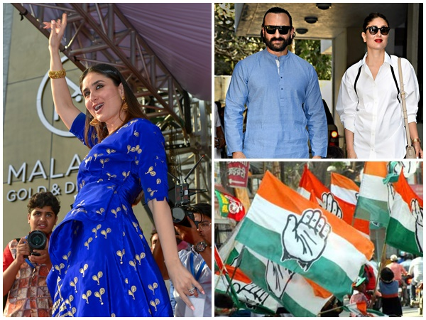 Congress Leaders Want Kareena Kapoor To Contest From Bhopal In Loksabha Election