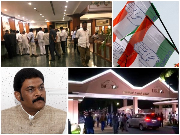 Karnataka Congress Mla Lands In Hospital After Clash What Happened At Resort