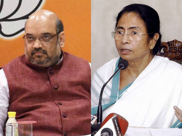 Tmc Government Refused Gave Permission Amit Shah S Helicopter To Land