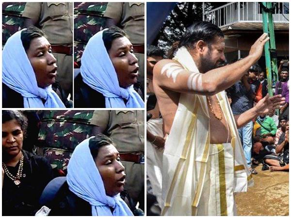 ശബരിമല യുവതീ പ്രവേശനം: നടയടച്ച തന്ത്രിക്ക് പട്ടികജാതി കമ്മീഷന്റെ നോട്ടീസ്