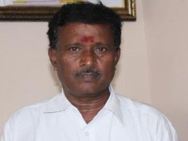 എഐഎഡിഎംകെ എംപി എസ് രാജേന്ദ്രന് കാറപകടത്തില് കൊല്ലപ്പെട്ടു