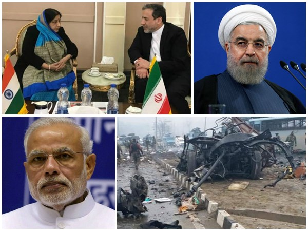 Enough Is Enough Says Iran S Deputy Foreign Minister During Meet With Sushma Swaraj On Terrorism