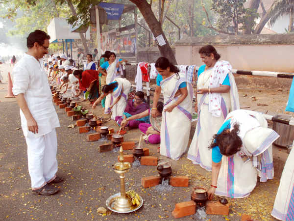 Attukal Pongala Important Rituals Related To Ponkala