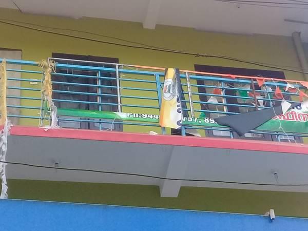 പൂവച്ചലിൽ കോൺഗ്രസ് മണ്ഡലം കമ്മിറ്റി ഓഫിസിന് നേരെ ആക്രമണം