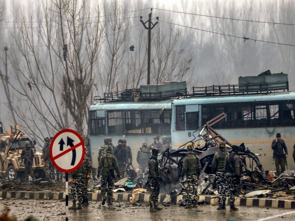 Pulwama Martyrs Families Cry Revenge