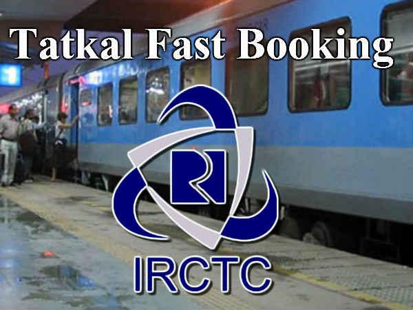 Indian Railway S Updated Tatkal Charges