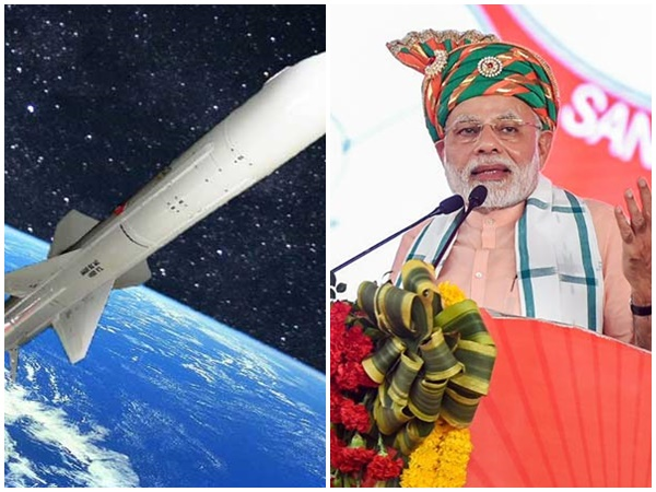 India Shot Down A Satellite In Low Earth Orbit With A Sat Missile Modi