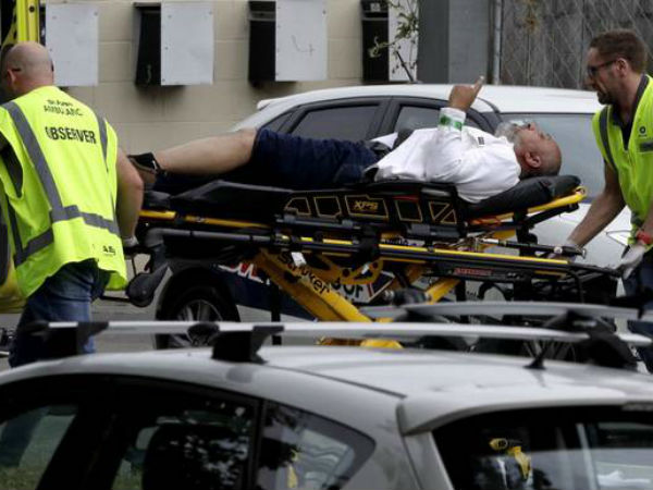 Shooting Reported At Mosque In Christchurch In New Zealand Multiple Casualties Reported