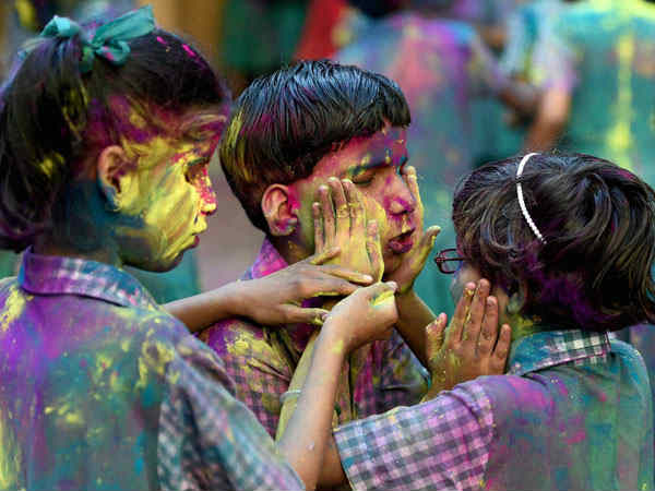 Holi 2019 Myths And Stories Behind The Festival Of Colours