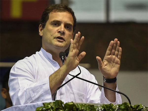 യുപിയില് രാഹുല് ഗാന്ധിയുടെ പ്രചാരണമില്ല.... അമേത്തിയില് റോഡ് ഷോ മാത്രം!!