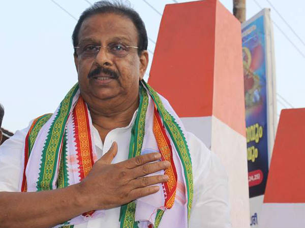 Kerala Non Mp Congress Leader K Sudhakaran