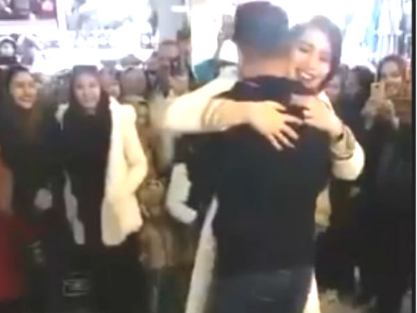 Couple Arrested For Indecency In Iran After Clip Of Public Marriage Proposal Went Viral