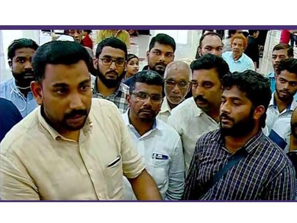 കണ്ണൂര് വിമാനത്താവളത്തില് ഇന്ഡിഗോ അധികൃതര് യാത്രക്കാരോട് തട്ടിക്കയറി: കിയാല് അന്വേഷണമാരംഭിച്ചു