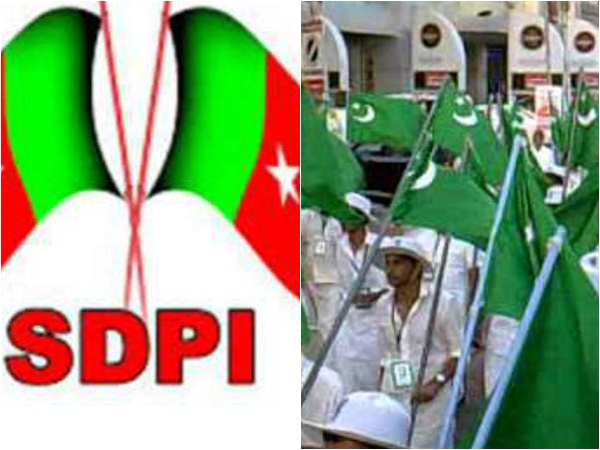 Muslim League and SDPI