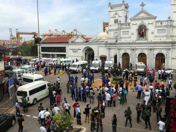 Sri Lanka Attacks Retaliation For Christchurch Minister