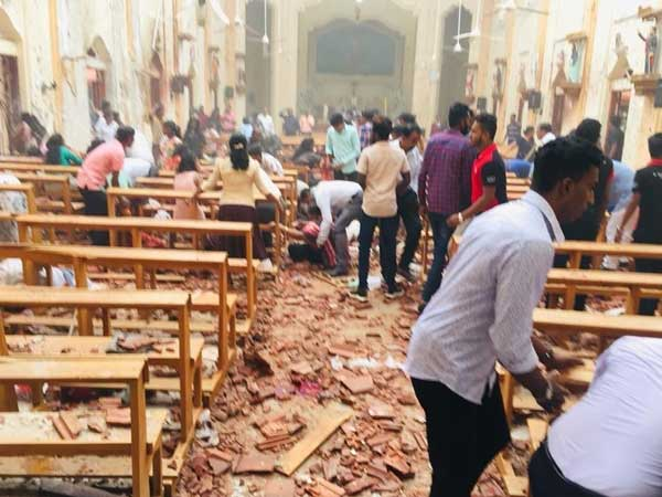 Srilanka Minister Says Nine Suicide Bombers Were Involved In Serial Blasts Eight Identified