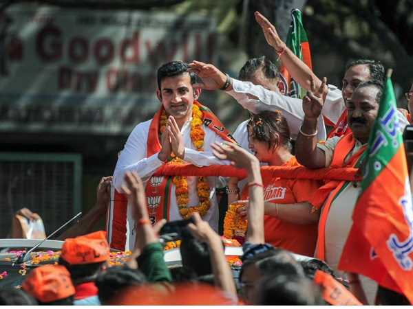 അരങ്ങേറ്റം ഗംഭീരമാക്കി ഗംഭീർ; ഈസ്റ്റ് ദില്ലിയിൽ ബിജെപിയെ ഞെട്ടിച്ച വിജയം, റെക്കോർഡ് ഭൂരിപക്ഷം