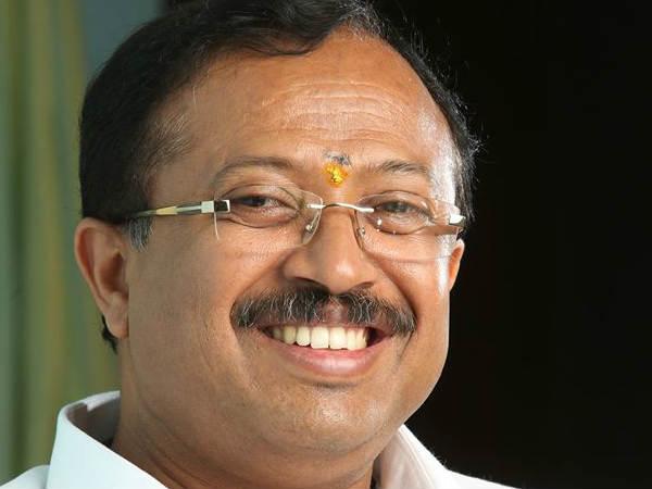 Image result for v muralidharan bjp
