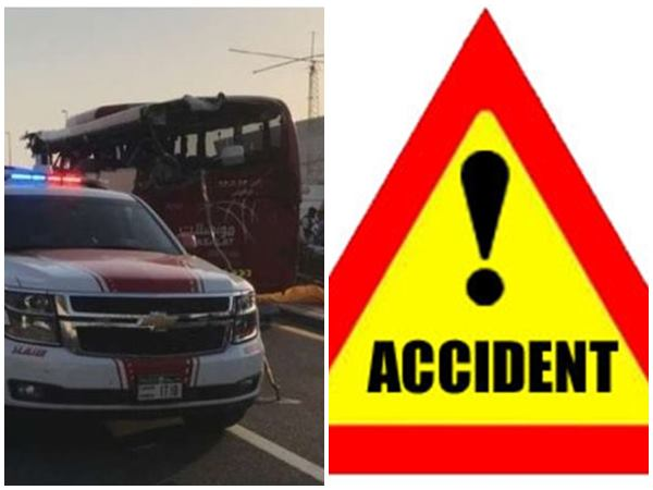 Tourist Bus Accident In Dubai 6 Malayalees Killed