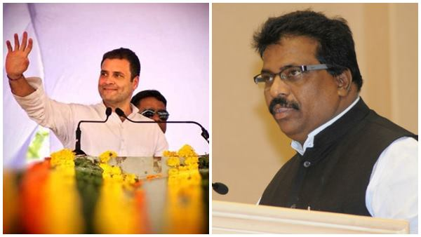 No Replacement For Rahul Gandhi In Congress Chief Post Says Kodikkunnil Suresh