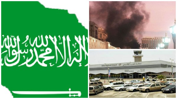 Houthi Missile Attack On Saudi Arabia S Abha Airport