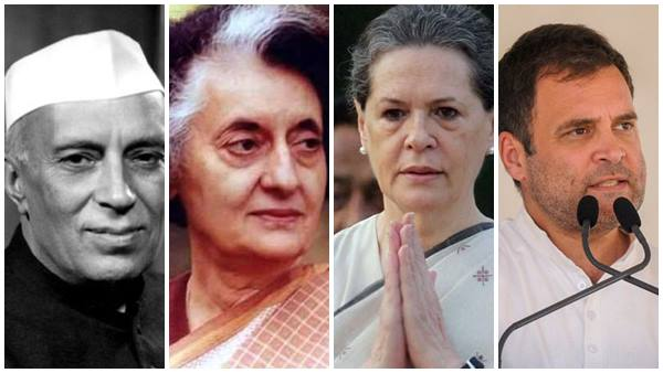 Without A Nehru Family Leader Congress Is Nothing What The Recent History Says