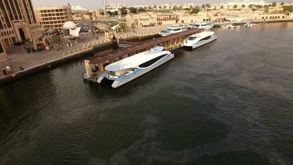 Dubai Rta Launches Route Between Dubai Sharjah Without Traffic