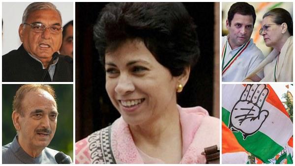 <strong>കുമാരി സെല്ജ ഹരിയാന കോണ്ഗ്രസ് അധ്യക്ഷയാവും, ഭൂപീന്ദര് ഹൂഡയുടെ മകന് വര്ക്കിംഗ് പ്രസിഡന്റാവും</strong>