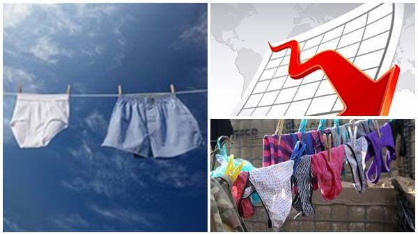 India Is Going To Face Big Economic Crisis What Men S Underwear Index Points Out