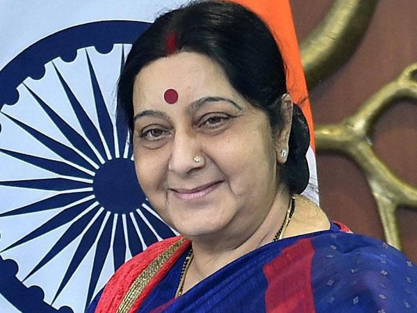 Former External Affairs Minister And Senior Bjp Leader Sushma Swaraj