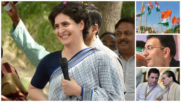 <strong>രാഹുല് ഗാന്ധിയുടെ വീട്ടില് പ്രിയങ്കയുടെ രഹസ്യ യോഗം... യുപിയില് സ്ട്രാറ്റജി റെഡി!!</strong>