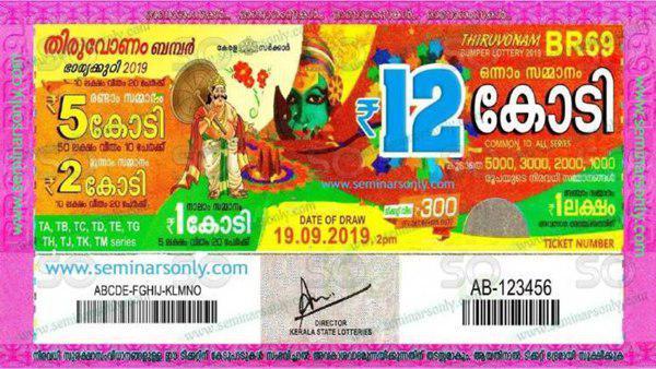 ഓണം ബംപറടിച്ചത് സര്ക്കാറിന്; 138 കോടി കവിഞ്ഞ് വിറ്റുവരവ്, ലാഭത്തിലും വന് വര്ധന