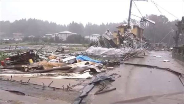 Hagibis Typhoon Hit Japan Millions Were Evacuated