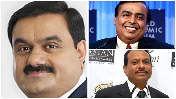 Forbes India Rich List 2019 Mukesh Ambani Again At The Top Gautam Adani Second