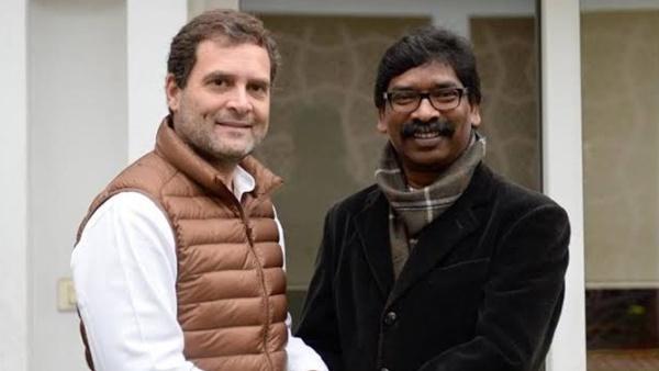 'ബിജെപിയുടെ 12 എംഎല്എമാരും എംപിമാരും തങ്ങളെ ബന്ധപ്പെട്ടു'; ജാര്ഖണ്ഡില് പ്രതിപക്ഷം വിജയിക്കുമെന്ന്